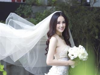 Không phải áo dài trắng, đây là trang phục 'cực độc' Mai Phương Thúy tiết lộ sẽ mặc trong ngày cưới