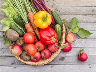 Không phải cứ ăn rau củ quả là giảm cân, bạn cần chọn đúng loại ít calories