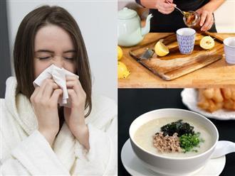Không phải kháng sinh, đây mới là cách giải cảm hiệu quả nhất bạn nên áp dụng