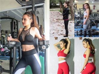 Kiên trì làm việc này chỉ sau 3 tháng, cô gái trẻ đã tăng vòng 3 từ 86cm lên 93cm và có thân hình nóng bỏng