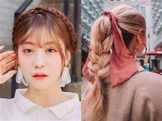 Kiểu tết tóc dự tiệc sang trọng giúp nàng tỏa sáng trong mọi sự kiện