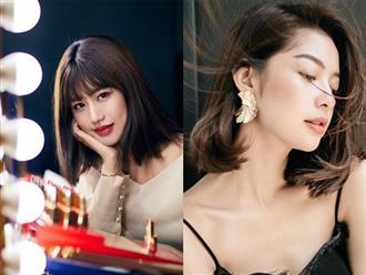Kiểu tóc được các mỹ nhân Thái Lan chuộng nhất mùa hè