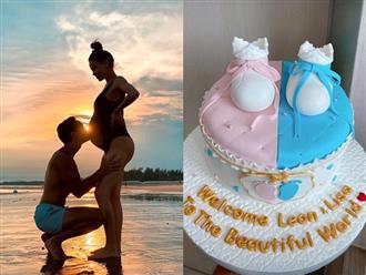 Kim Lý viết tâm thư gửi 2 con mới sinh, ngọt ngào gọi Hồ Ngọc Hà là vợ