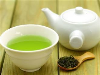Làm đẹp bằng trà xanh kết hợp với các nguyên liệu bổ dưỡng đem lại hiệu quả vô cùng bất ngờ