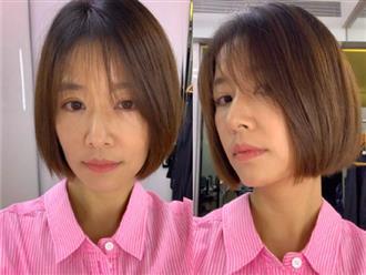 Lâm Tâm Như quyết định cắt bỏ mái tóc dài, tiết lộ nguyên nhân cân nặng giảm liên tục