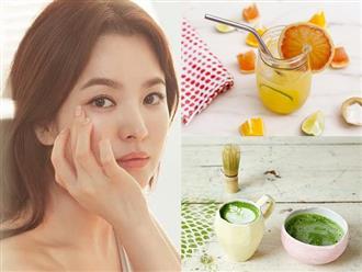 Làn da khỏe mạnh, căng bóng như sao Hàn nhờ thường xuyên ăn những loại thực phẩm này