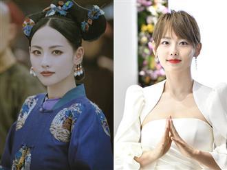 Lâu ngày lộ diện, nhan sắc 'mỹ nhân đẹp nhất Diên Hi Công Lược' xuống dốc không phanh khiến netizen tiếc nuối