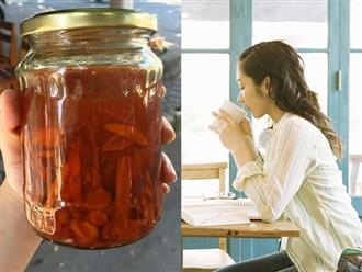 Lấy vài nguyên liệu có sẵn trong bếp làm ngay thức uống 'thần kỳ' giúp ngăn ngừa ung thư cho cả gia đình