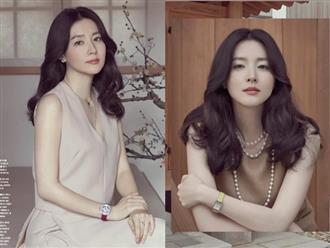 Lee Young Ae tiết lộ bí kíp 'trẻ mãi không già', giữ làn da hoàn hảo ở tuổi 48