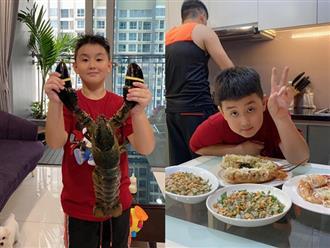 Lê Phương tổ chức sinh nhật cho con trai, chồng cũ Quách Ngọc Ngoan cũng có động thái bất ngờ