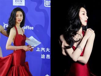 LHP Quốc tế Bắc Kinh: Đây chính là mỹ nhân khiến nhan sắc của Angela Baby cũng phải lu mờ