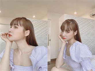 Liên tục than béo dù vẫn lộ body gầy trơ xương, Nhã Phương bị netizen phản ứng kịch liệt