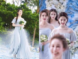 Loạt ảnh cực hiếm khi làm phù dâu của Lưu Diệc Phi bất ngờ bị 'đào lại', nhan sắc 'thần tiên tỷ tỷ' chiếm trọn spotlight