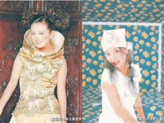 """Loạt hình cách đây 20 năm của Triệu Vy bất ngờ bị """"đào mộ"""", không ngờ nàng """"Én Nhỏ"""" cũng từng có lúc khiến fan hú hồn thế này"""