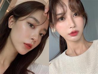 """""""Lột xác"""" thành gái Hàn với kiểu tóc mái mưa dễ tạo kiểu"""