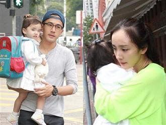 Lưu Khải Uy vừa chia sẻ về con gái, netizen xứ Trung liền chỉ trích Dương Mịch 'không xứng làm mẹ'