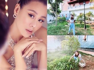 Bị chỉ trích vì mặc áo lộ cả eo vào nhà thờ Tổ của danh hài Hoài Linh, nữ diễn viên Nam Thư lên tiếng