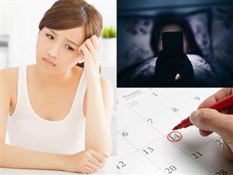 Mắc bệnh phụ khoa vì thói quen thường xuyên thức khuya, chị em nên từ bỏ ngay hôm nay