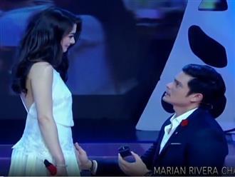 Màn cầu hôn gây rúng động châu Á của 'Mỹ nhân đẹp nhất Philippines' bất ngờ hot trở lại, ai xem cũng phải nghẹn ngào