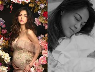 Marian Rivera - mỹ nhân đẹp nhất Philippines hạ sinh quý tử: Hình ảnh sau khi lâm bồn gây sốt cộng đồng mạng