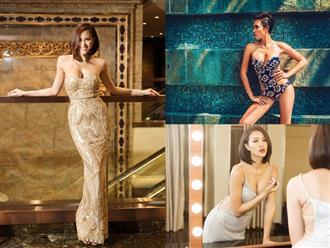 """MC Phương Mai: Sụt cân đến mức suýt tuột cả váy nhờ bí quyết """"rất khó, mà cũng... dễ thôi"""""""