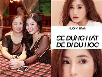 Mẹ Hương Tràm lên tiếng về việc con gái tạm ngừng ca hát