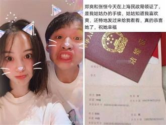 Mẹ Trịnh Sảng lên tiếng trước tin đồn con gái và bạn trai Trương Hằng đăng ký kết hôn