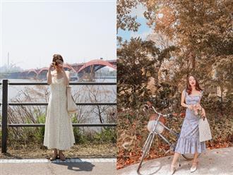 Mê váy hoa thì bạn không thể cưỡng lại 3 kiểu dáng trendy, xinh xắn dưới đây đâu