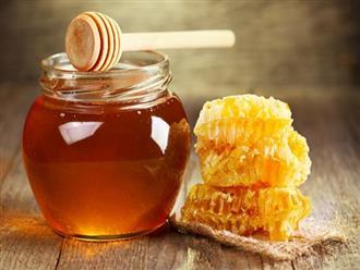 Mẹo để bảo quản mật ong luôn giữ nguyên chất và an toàn khi dùng