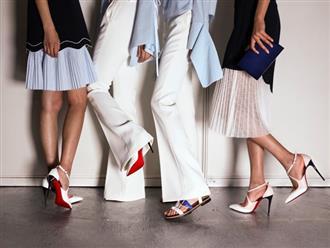 Mẹo giúp phái đẹp chọn mua và bảo quản giày, dép