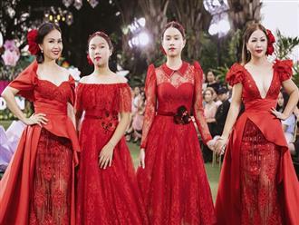 Minh Tuyết và Cẩm Ly cùng con gái xuất hiện trên sàn catwalk, nhan sắc 2 ái nữ gây bất ngờ