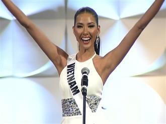 Miss Universe 2019: Hoàng Thùy dừng chân ở top 20 nhưng gây ấn tượng mạnh với màn trả lời phỏng vấn bằng ca dao tục ngữ