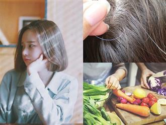 Mới 25 tuổi đã có tóc bạc trên đầu, đây là 4 nguyên nhân gây ra điều này
