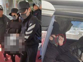 Mới xuất viện, Triệu Lệ Dĩnh đã bị netizen xứ Trung chỉ trích vì làm điều này