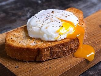 Một quả trứng mỗi ngày làm giảm nguy cơ đái tháo đường tuýp 2