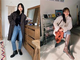Mùa đông mặc quần jeans đẹp nhất là mix cùng 3 kiểu boots này, nhìn trendy lại còn tôn dáng