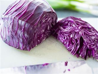 Mùa đông nên ăn ngay loại rau đang 'chính vụ' này để thải độc cơ thể, ngăn ngừa ung thư