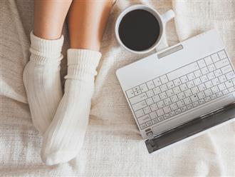 Mùa đông thường xuyên phải đi tất, hãy làm những điều này để ngăn ngừa chứng hôi chân