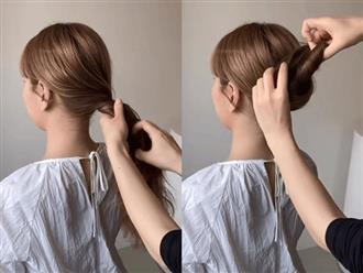 """Mục sở thị cách làm 3 kiểu tóc hot nhất đợt này, nhận ra không dùng """"tiểu xảo"""" thì không bật lên vẻ sang chảnh được đâu các nàng!"""