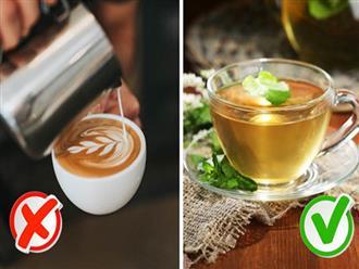 Muốn cơ thể có mùi hương hấp dẫn tránh uống nhiều cà phê và loạt thực phẩm sau đây