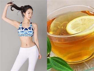 Muốn giảm mỡ bụng hiệu quả mà không cần thẩm mỹ, chỉ cần 2 loại đồ uống thơm mát từ quả chanh này