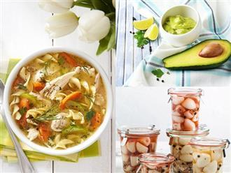Muốn giảm nhanh sốt siêu vi, cảm cúm và loạt bệnh khác nên dùng 13 thực phẩm quen thuộc sau