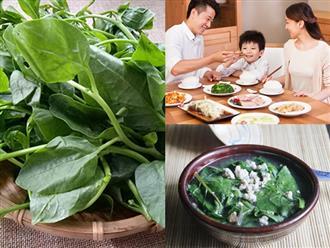 Muốn nhận về những tác dụng 'thần kỳ' này, hãy thêm rau mồng tơi vào khẩu phần ăn mỗi ngày của gia đình