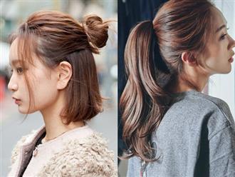 Muốn tỏa sáng khắp mọi nơi, dù nắng nóng cũng nên áp dụng 8 kiểu tóc bắt mắt này