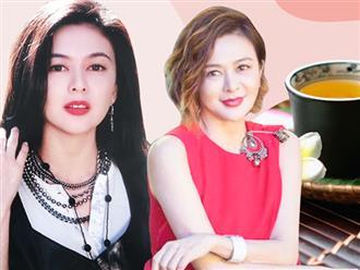 """""""Mỹ nhân đẹp nhất Hồng Kông"""" U60 vẫn gây sốt vì rạng rỡ, dẻo dai hơn cả thiếu nữ: Hóa ra bí quyết là loại nước rẻ tiền ở Việt Nam có rất nhiều!"""