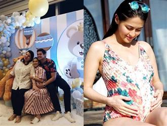 Mỹ nhân đẹp nhất Philippines - Marian Rivera hạnh phúc khi nhận được món quà bất ngờ từ ông xã trước ngày 'vượt cạn'