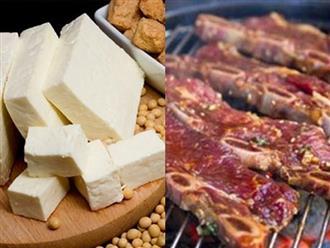 Nấu thịt bò với những thứ này bổ đâu không thấy chỉ khiến xương nát răng rắc, ung thư đứng ngay trên đầu mà chẳng hay