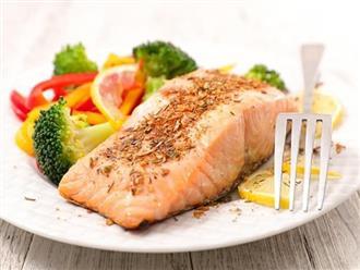 Nếu biết ăn cá 2 lần/tuần có tác dụng này đối với cơ thể chắc chắn bạn sẽ nhặt chúng vào giỏ mỗi khi đi chợ