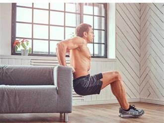 Nếu chăm tập thể dục tại nhà thì bạn không nên bỏ qua bài này