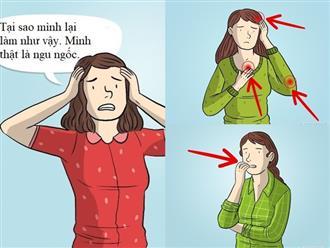 Nếu có những biểu hiện rối loạn lo âu này thì bạn nên đi gặp bác sĩ tâm lý